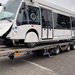 Чебан: В Кишинёв из Италии скоро прибудут два современных двухзвенных троллейбуса