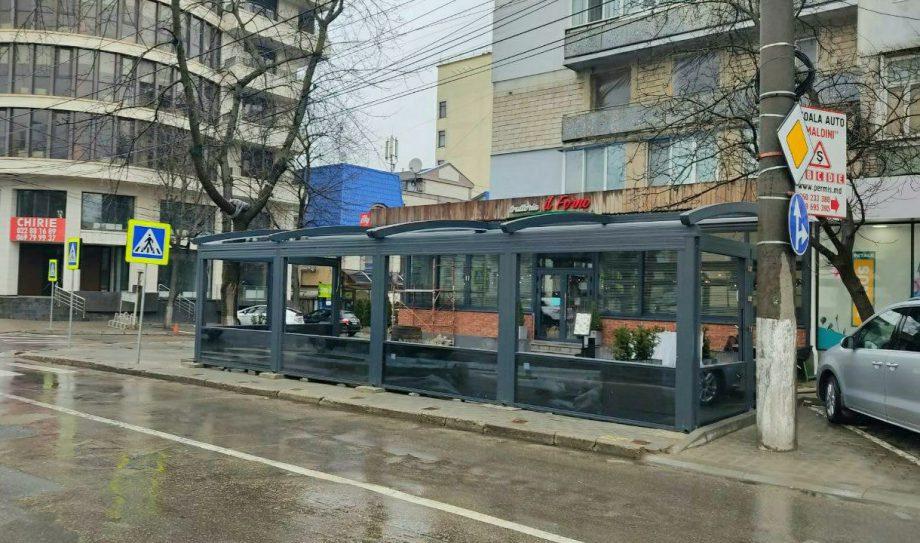Чебан о деятельности террас в Кишинёве: Мы за стимулирование организованной торговли, но против нарушений закона