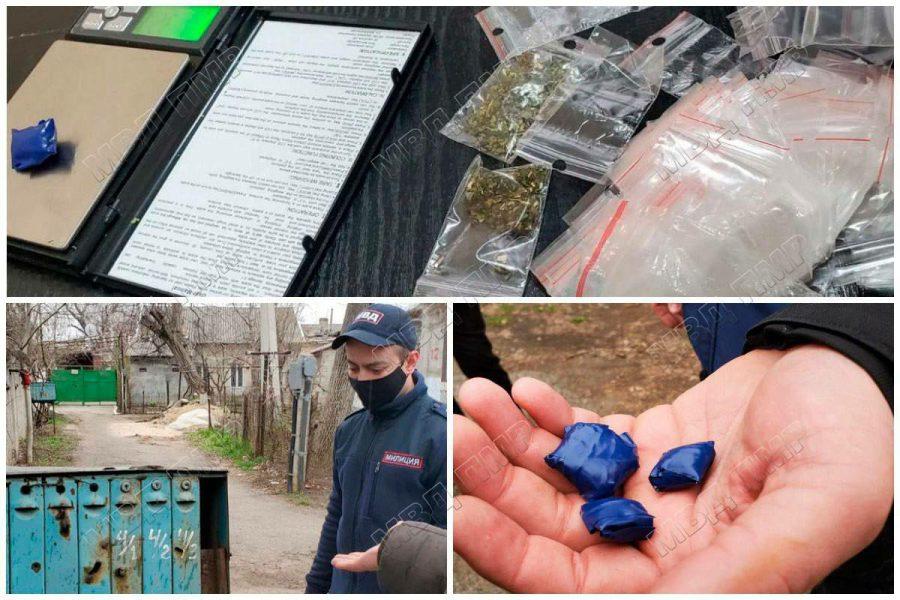 Попался с поличным: задержан наркозакладчик, сбывавший товар через соцсети