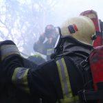 Пожар в Хынчештах: хозяин дома сгорел заживо