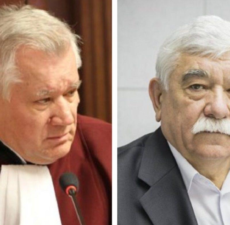 Бывшие председатели КС: Судьи, поддержавшие роспуск парламента, должны подать в отставку