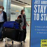 """COVID-ситуация в мире: Великобритания введёт """"цветную"""" систему ограничений для въезда в страну"""