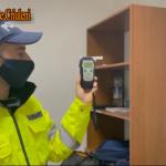 """Погоня за пьяным """"шумахером"""" попала на камеру (ВИДЕО)"""