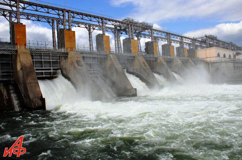 Молдова глазами Взорова. Дубоссарская ГЭС