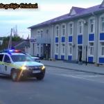 В Криулянах задержали мужчину, угнавшего микроавтобус (ВИДЕО)