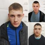 (ОБНОВЛЕНО) Трое подростков сбежали из тюрьмы в Гоянах и угнали автомобиль