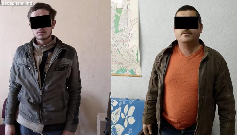 Взялись за старое: в столице задержали грабителей-рецидивистов