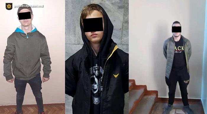 Грабили таксисов: трое несовершеннолетних задержаны в столице (ВИДЕО)