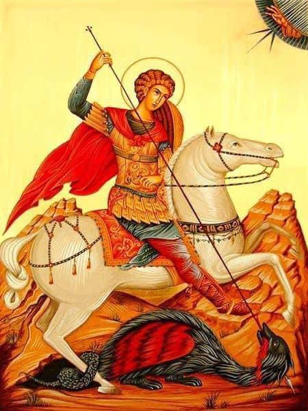 Игорь Додон поздравил граждан с днём Святого Георгия Победоносца