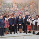 Молдавская делегация в Минске встретилась с представителями нашей диаспоры в Беларуси