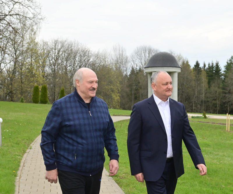 Молдове нужно брать пример с Беларуси, – Додон (ВИДЕО)