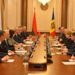 Активизацию взаимоотношений Молдовы и Беларуси обсудила Зинаида Гречаный с коллегами в Минске