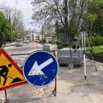 Улица Теилор на Ботанике будет реконструирована