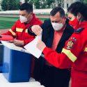 Из Молдовы в Румынию доставили партию сыворотки от ботулизма
