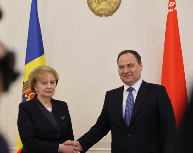 Гречаный: Эффективное партнёрство Молдовы и Беларуси будет продолжено!