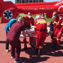 Пострадавшего в аварии жителя Единец доставили в Кишинёв для лечения