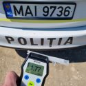 Мертвецки пьяного водителя поймали на трассе