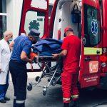 Экипаж SMURD доставил в Кишинёв гражданку Молдовы, проходившую лечение в Румынии