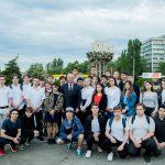 Молодёжь поддерживает Блок коммунистов и социалистов (ФОТО)