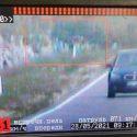 Водитель-лихач предложил взятку полицейскому, чтобы избежать наказания