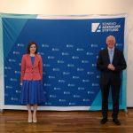Санду подтвердила подписание президентурой соглашения с фондом Аденауэра