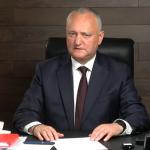 Додон: Молдова категорически не должна присоединяться к санкциям Запада против Беларуси (ВИДЕО)