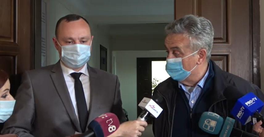 Блок ПКРМ-ПСРМ подал документы для участия в выборах (ВИДЕО)