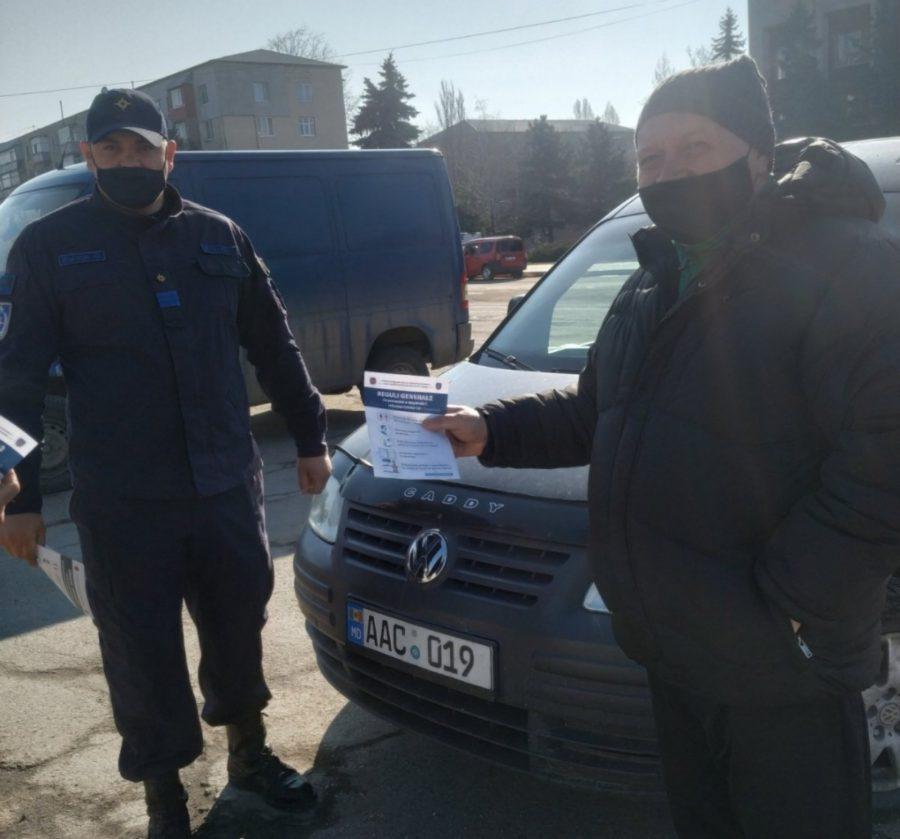 COVID-19 не исчез: спасатели продолжают информировать граждан о мерах защиты от коронавируса (ВИДЕО)