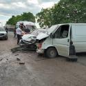 ДТП в Бельцах: по вине водителя-лихача госпитализированы три человека