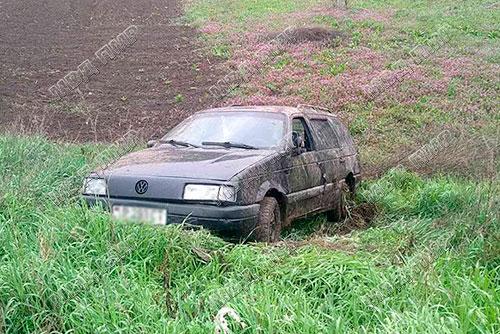 Ночной кутёж с последствиями: пьяные подростки угнали автомобиль и устроили ДТП