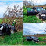 С ветерком: пьяная компания поехала за добавкой спиртного, но попала в аварию