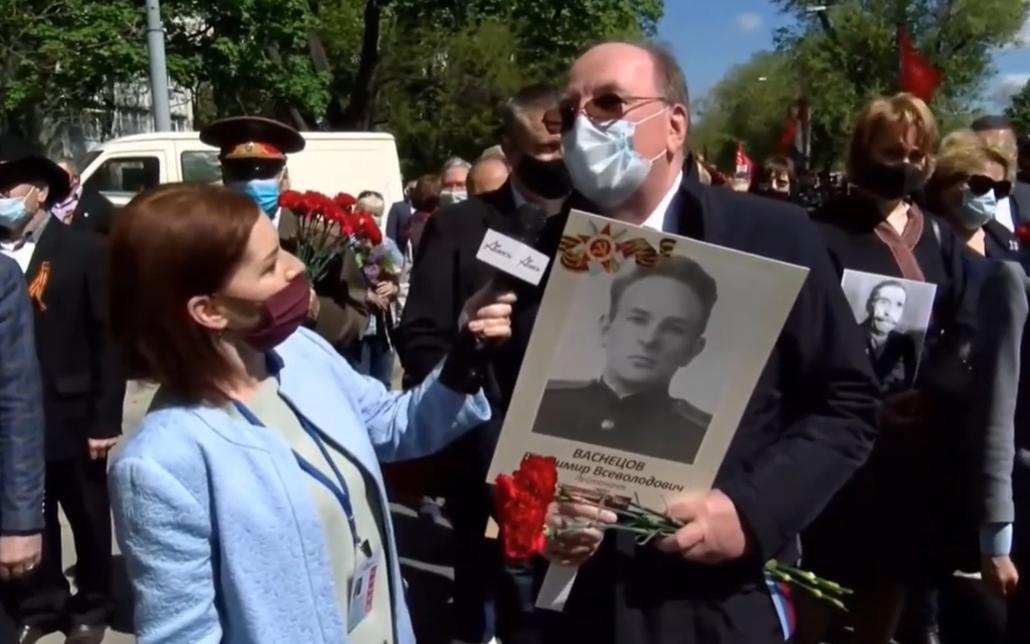 Васнецов: День Победы – это день памяти тех, кто подарил нам свободу! (ВИДЕО)
