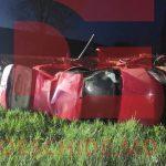 Лихач за рулём: в Ниспоренах перевернулось авто с 4 пассажирами