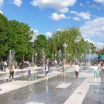 В столице заработали все фонтаны