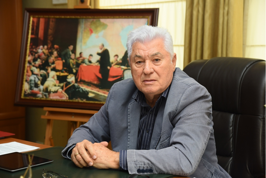 Воронин: На кону – судьба Молдовы. Мы идём на выборы вместе с социалистами, чтобы спасти страну (ВИДЕО)