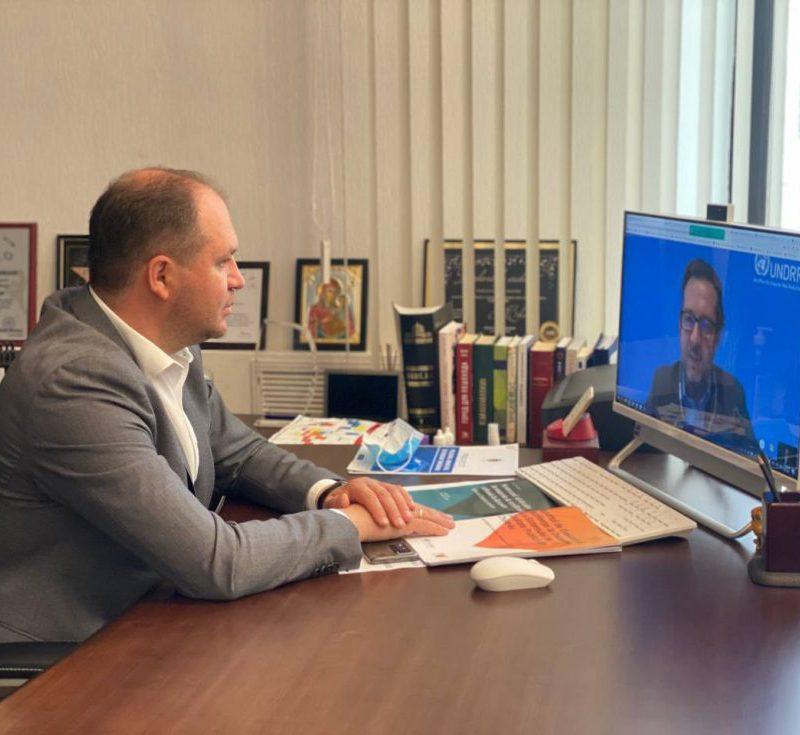 Чебан: Будет разработана стратегия по превращению Кишинёва в безопасное для всех место