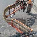 В Кишинёве идет ямочный ремонт дорог: возможности проведения полноценных работ до сих пор нет