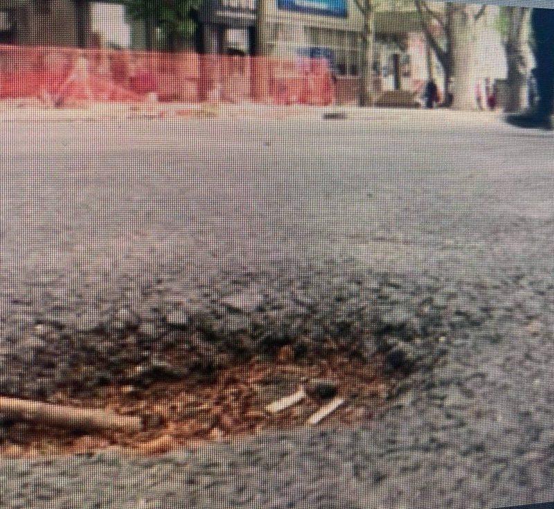 """Генпримар о """"ямах"""" на улице Крянгэ: Это технологический процесс. Жаль, что делаются поспешные выводы"""