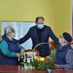 Примария Кишинёва поздравила две многодетные семьи