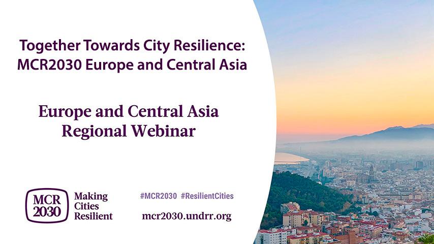 Кишинёв присоединился к программе Making Cities Resilient-2030