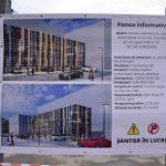 В центре столицы стартовало строительство многоуровневой парковки
