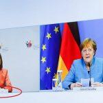 Скандал! На встрече с Меркель Санду представили сотрудником МИД Германии