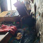 В многоэтажке в Тирасполе произошёл пожар