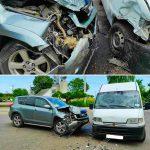 Авария в Бендерах: пострадала пассажирка