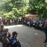 Обстоятельные ответы на разные вопросы: Игорь Додон пообщался с жителями Новых Анен