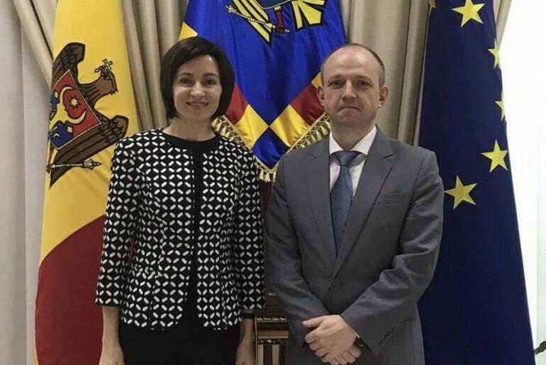 СМИ: Санду предоставила доступ к гостайне фонду Аденауэра (ДОКУМЕНТ)