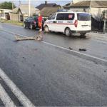 Авария в Пересечино: три человека в больнице