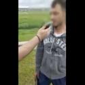 Пьяный мужчина сел за руль авто с несовершеннолетним сыном