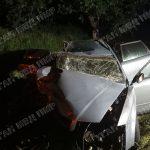 В жуткой аварии пострадали трое взрослых и ребёнок