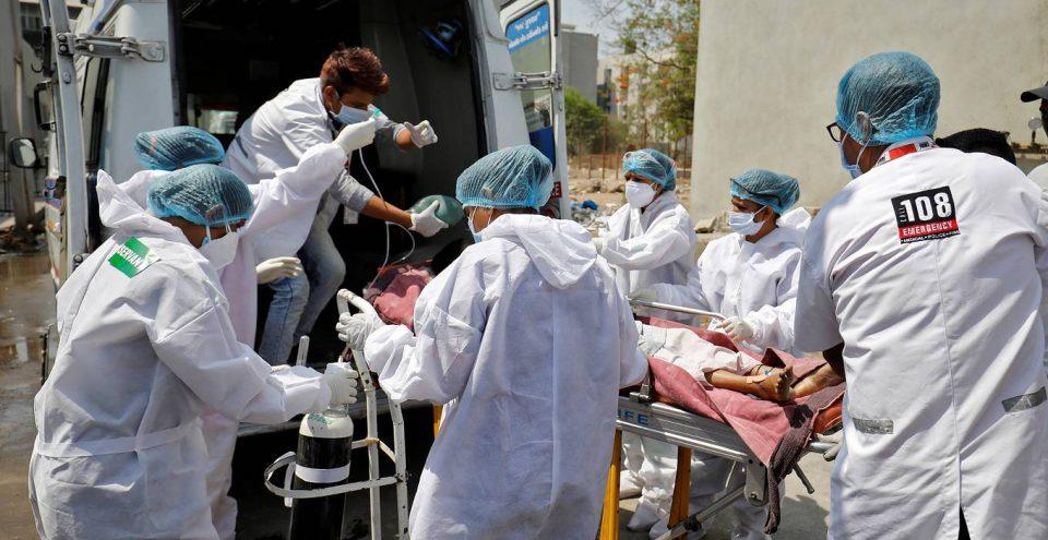 ВОЗ: 17% населения вакцинировано от коронавируса